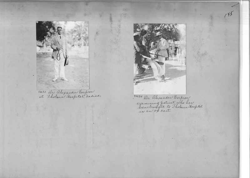 Mission Photograph Album - India #09 Page 0145