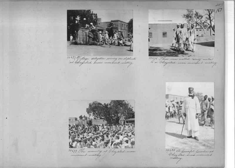 Mission Photograph Album - India #09 Page 0167