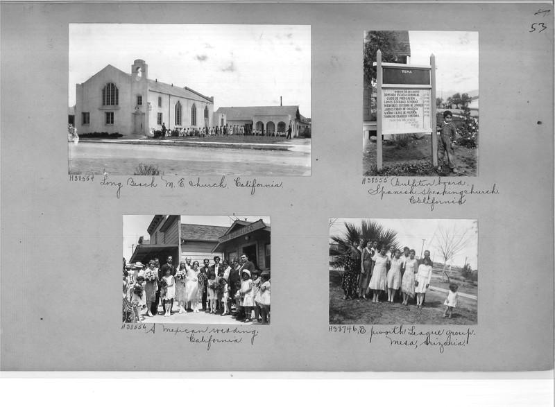 Mission Photograph Album - Latin America #2 page 0053