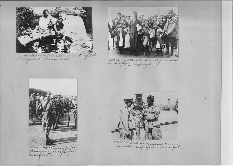 Mission Photograph Album - Europe #03 Page 0004