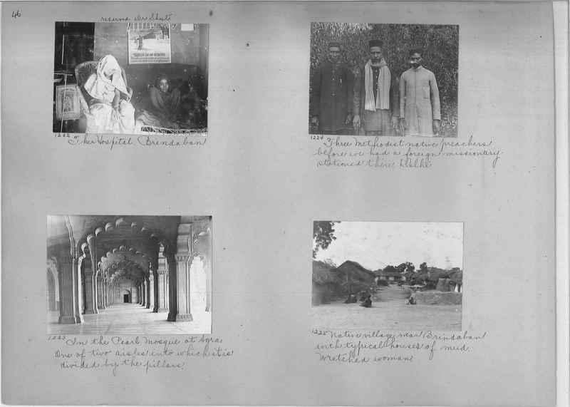 Mission Photograph Album - India #01 page 0046