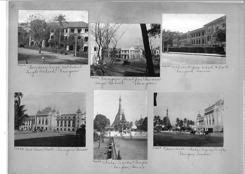 Mission Photograph Album - Burma #2 page 0050