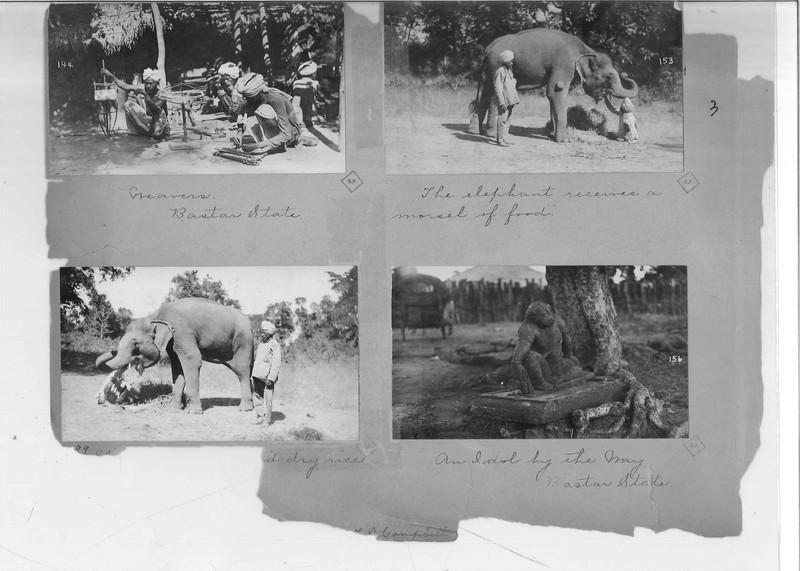 Mission Photograph Album - India - O.P. #02 Page 0003