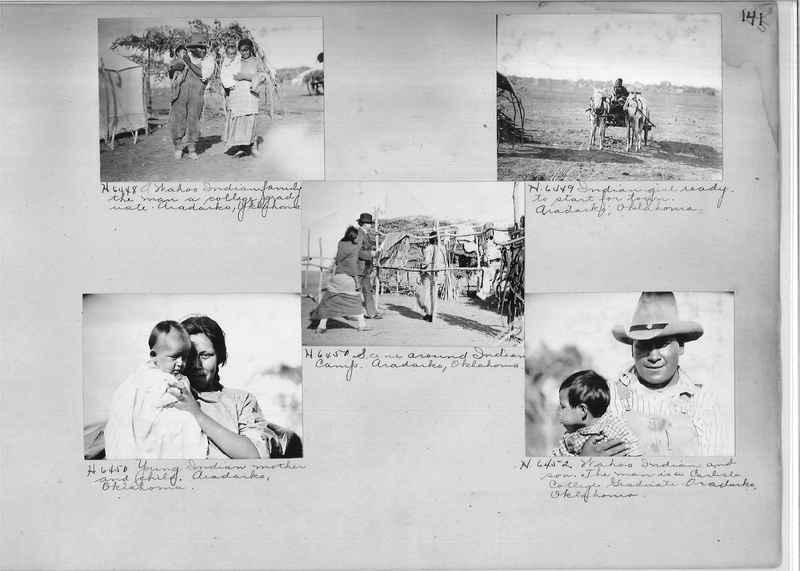 Mission Photograph Albums - Indians #1 page 0141