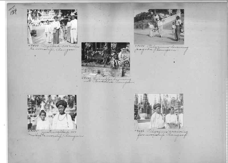 Mission Photograph Album - Burma #1 page 0134