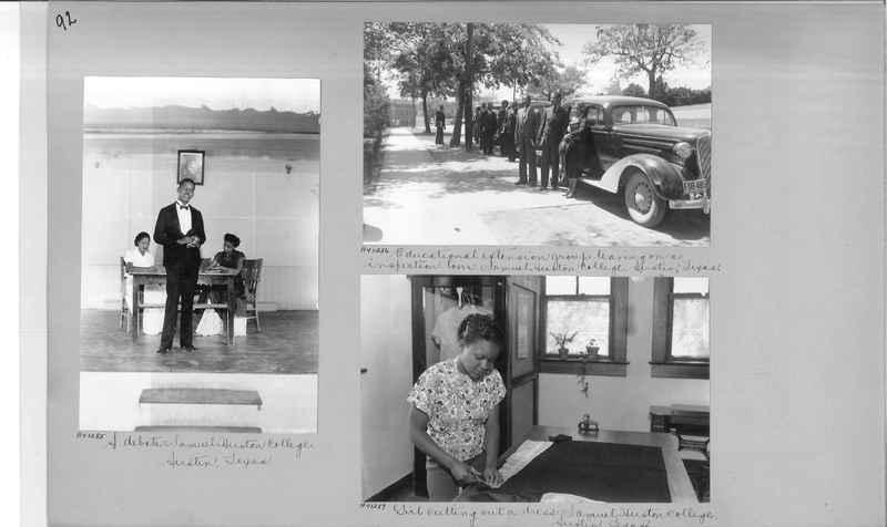 Mission Photograph Album - Negro #6 page 0092
