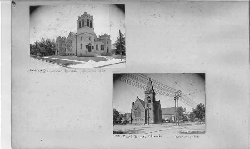 Mission Photograph Album - Cities #12 page 0016