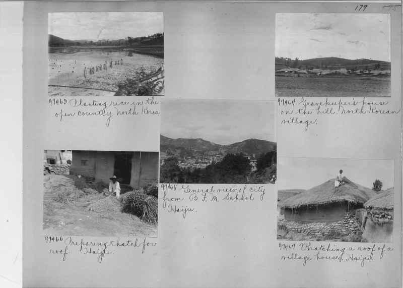 Mission Photograph Album - Korea #5 page 0179