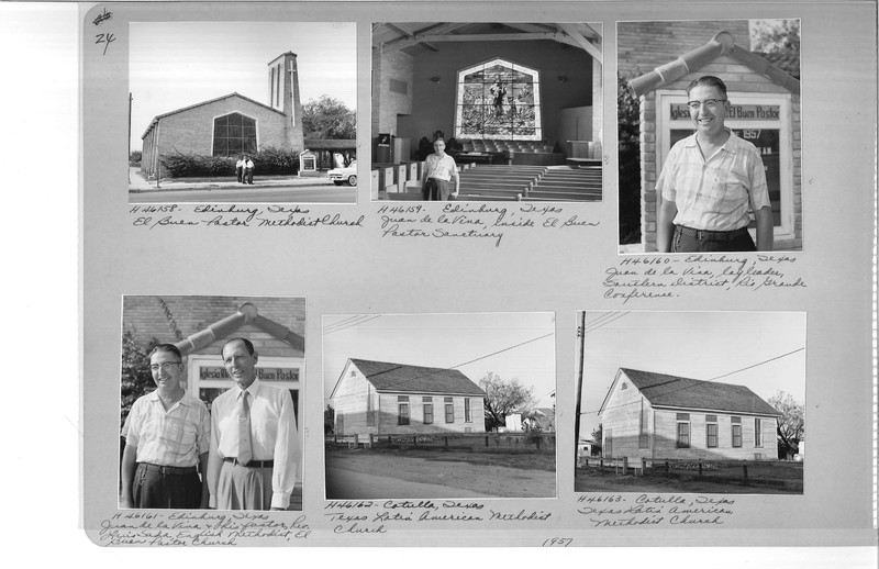 Mission Photograph Album - Latin America #3 page 0024