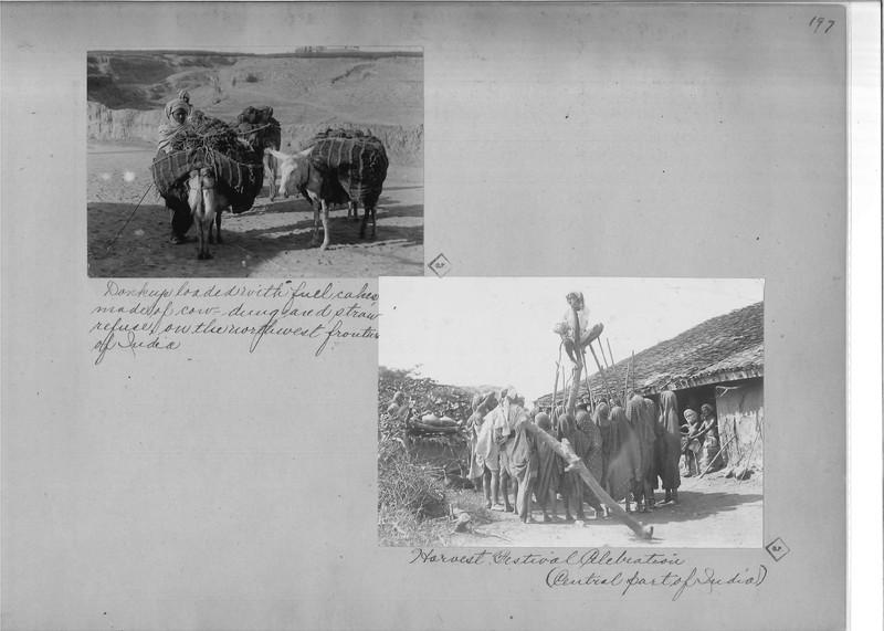 Mission Photograph Album - India - O.P. #02 Page 0197