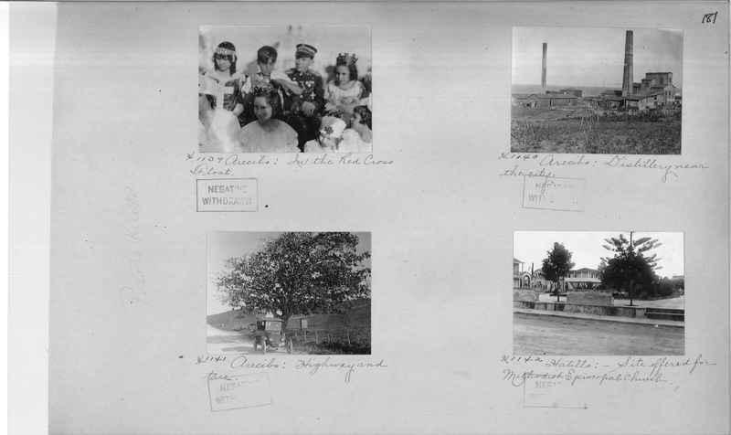 Mission Photograph Album - Puerto Rico #2 page 0181