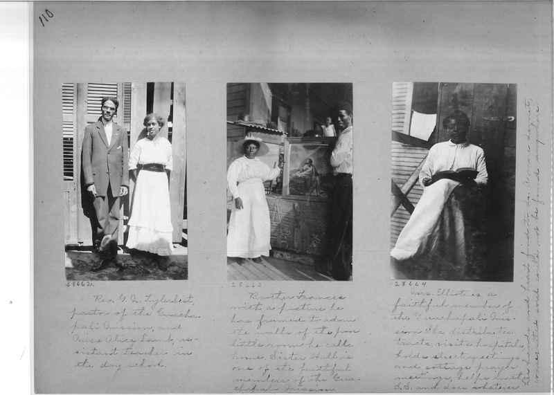 Mission Photograph Album - Panama #02 page 0110