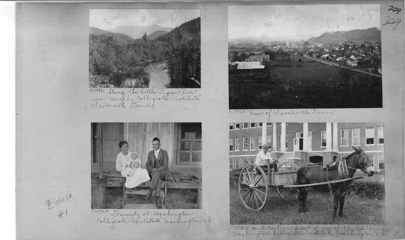 Mission Photograph Album - Education #1 page 0229