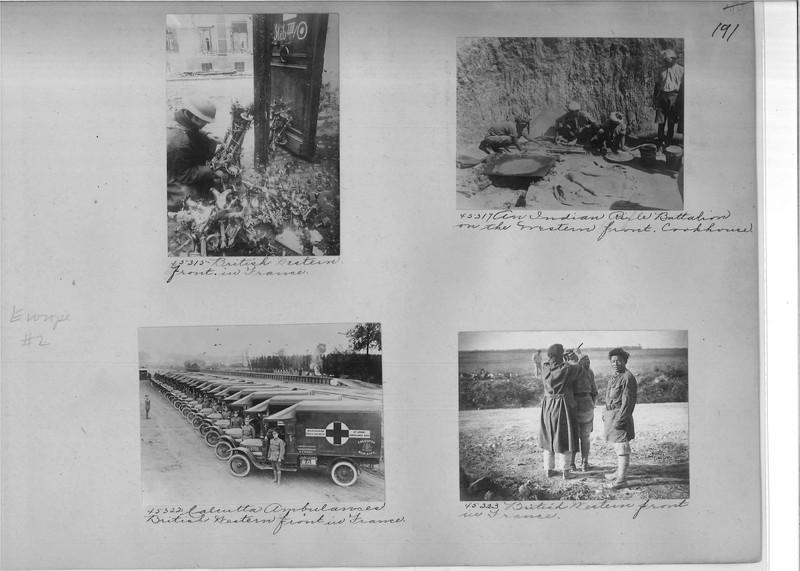 Mission Photograph Album - Europe #02 Page 0191