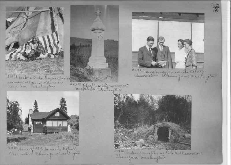 Mission Photograph Album - Indians #2 page_0171