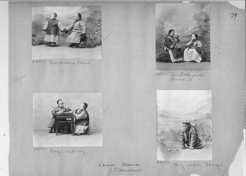 Mission Photograph Album - China #7 page 0079