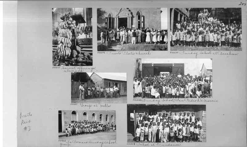 Mission Photograph Album - Puerto Rico #3 page 0207