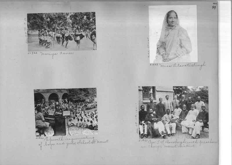 Mission Photograph Album - India #05_0077