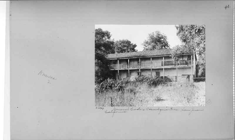 Mission Photograph Album - America #2 page 0041