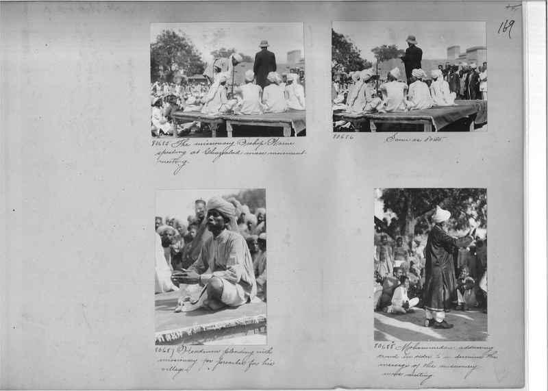 Mission Photograph Album - India #09 Page 0169