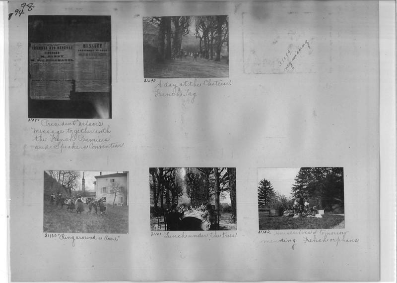 Mission Photograph Album - Europe #01 Page 0094