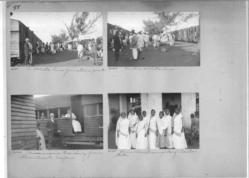 Mission Photograph Album - India #08 Page 0088