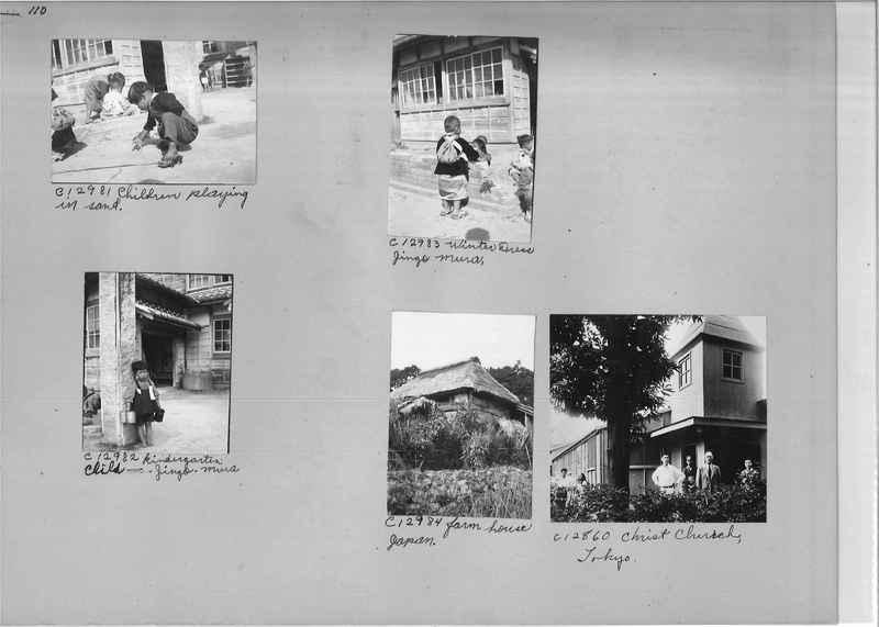 Mission Photograph Album - Japan #06 Page 0110