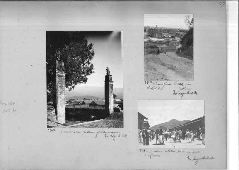 Mission Photograph Album - Mexico #06 page 0117
