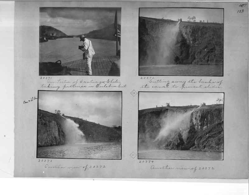Mission Photograph Album - Panama #1 page  0123