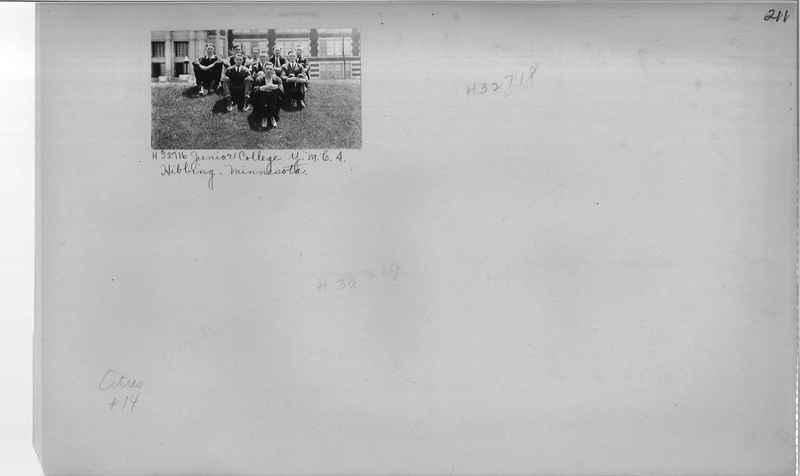 Mission Photograph Album - Cities #14 page 0211