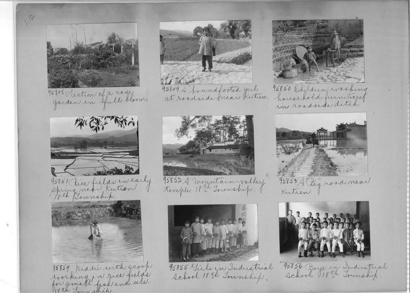 Mission Photograph Album - China #14 page 0212