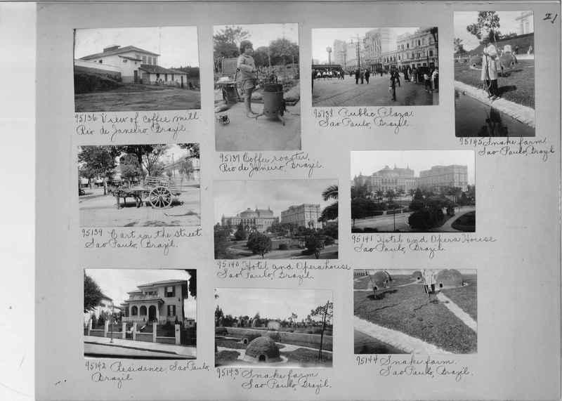 Misson Photograph Album - South America #8 page 0021