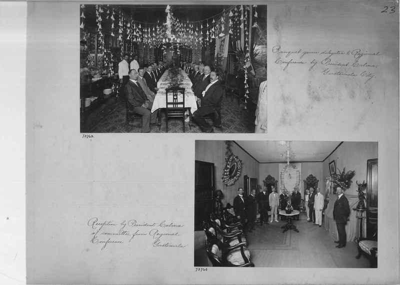 Mission Photograph Album - Panama #03 page 0023
