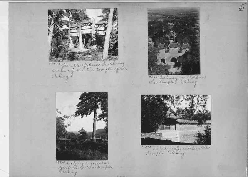 Mission Photograph Album - China #12 page 0031