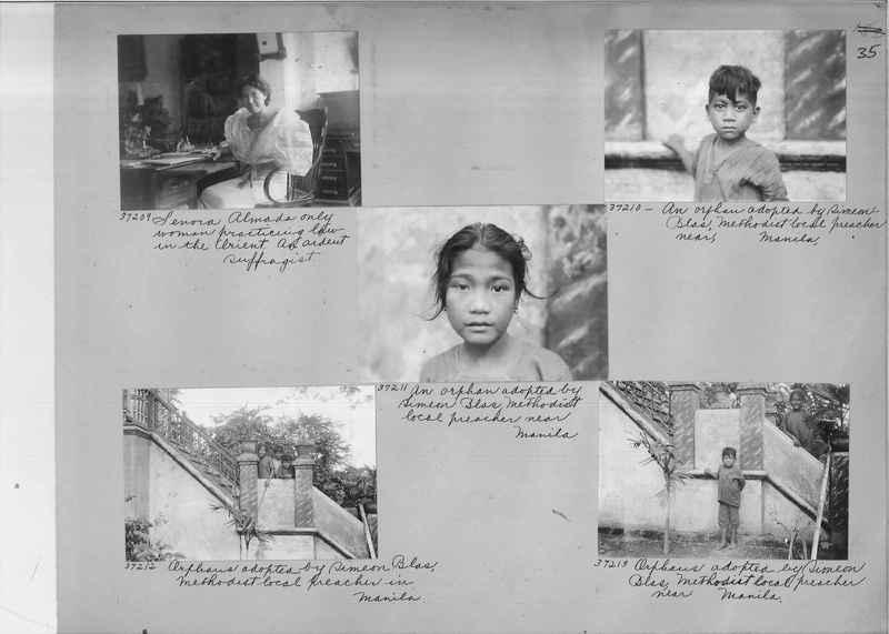 Mission Photograph Album - Philippines OP #01 page 0035