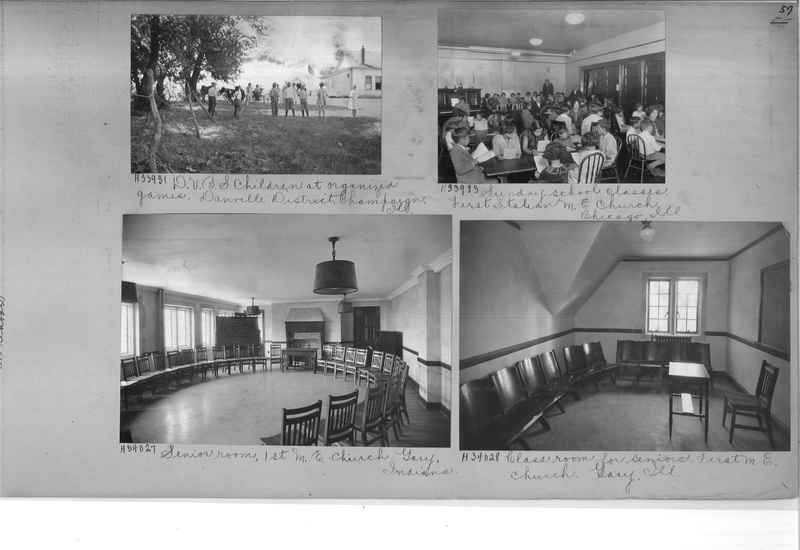 Mission Photograph Album - Religious Education #1 page 0057