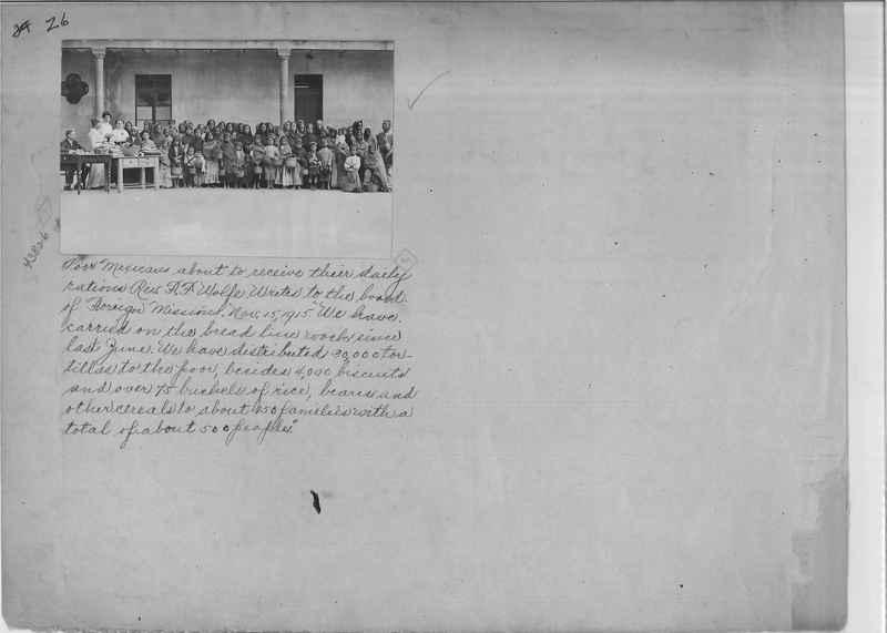 Mission Photograph Album - Mexico - O.P. #01 Page 0026