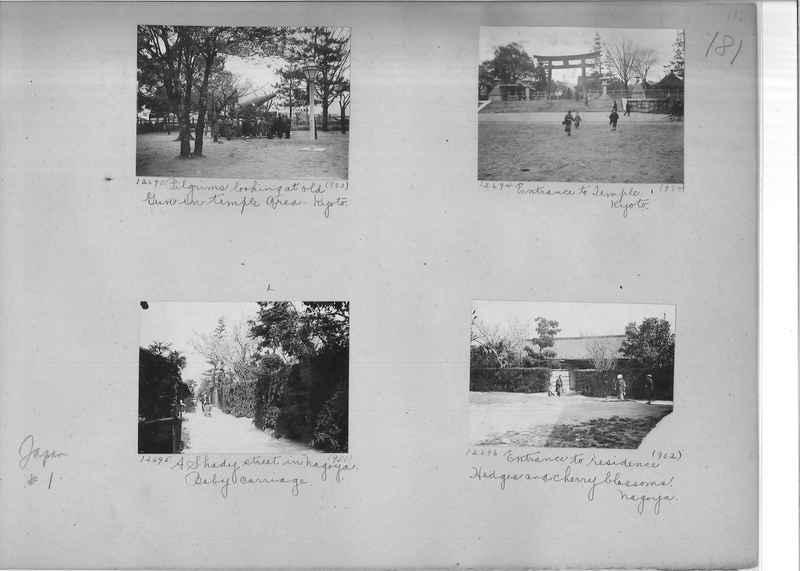 Mission Photograph Album -  Japan #01 Page 0181