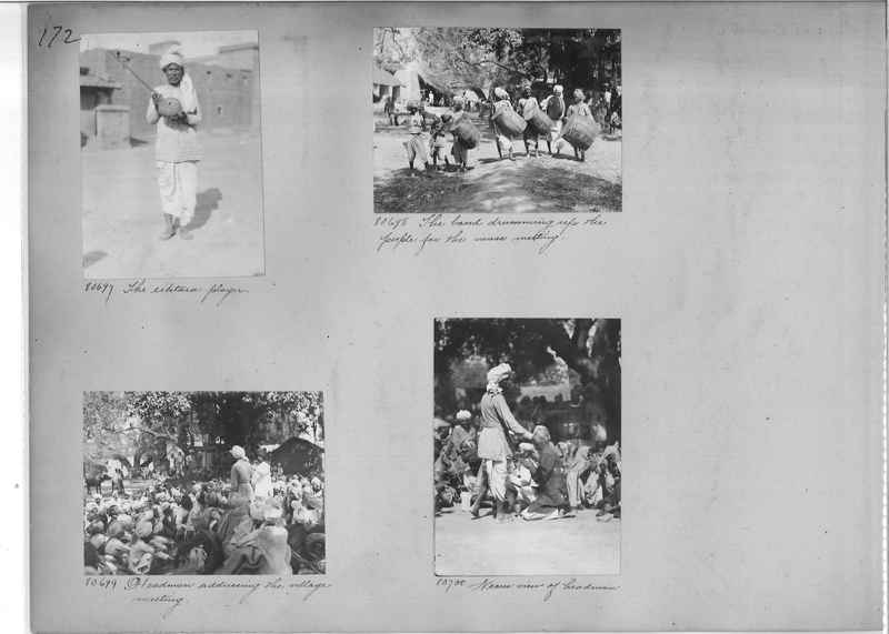 Mission Photograph Album - India #09 Page 0172