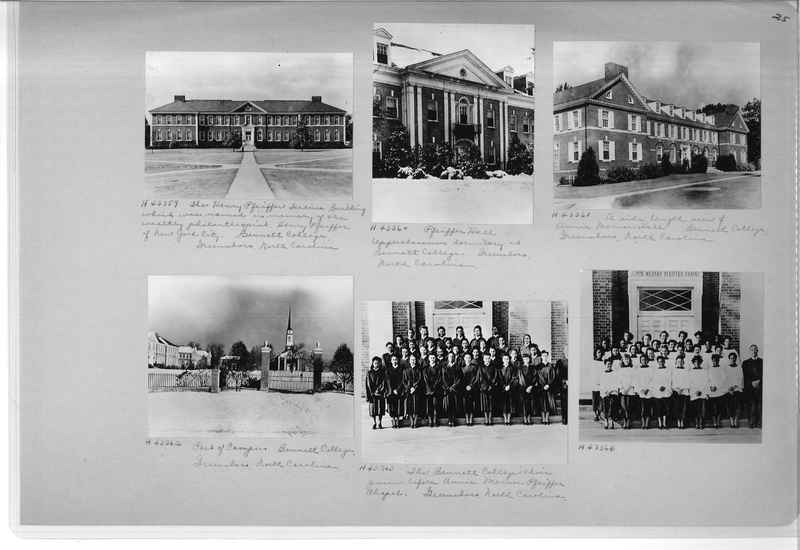 Mission Photograph Album - Negro #7 page 0025