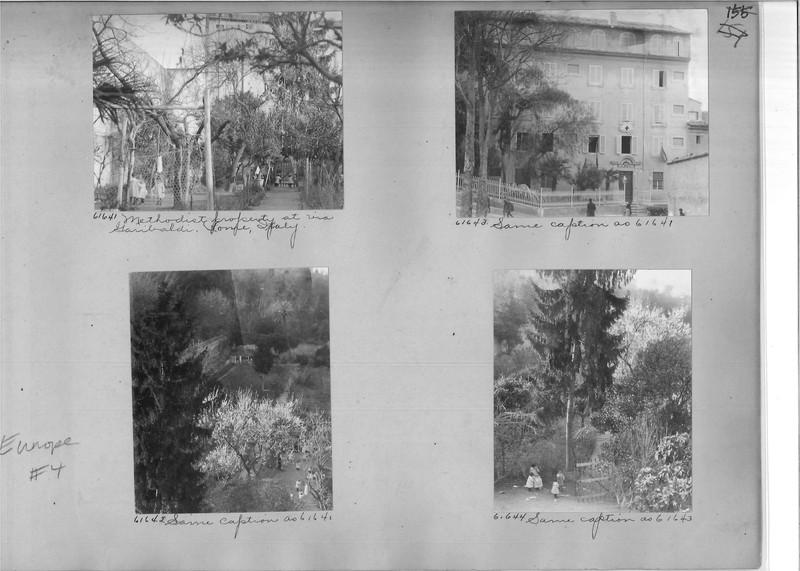 Mission Photograph Album - Europe #04 Page 0155