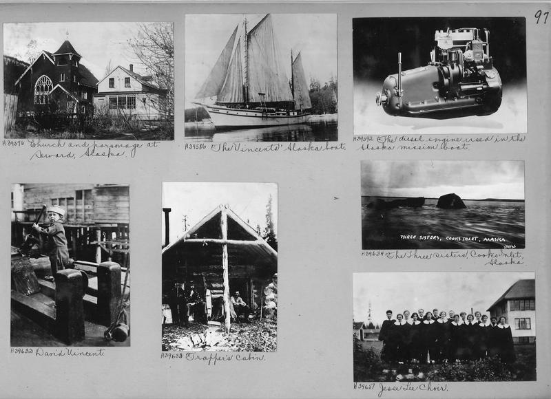 Mission Photograph Album - Alaska #1 page 0097