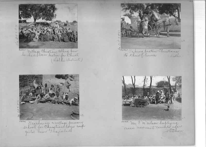 Mission Photograph Album - India #03 page_0167