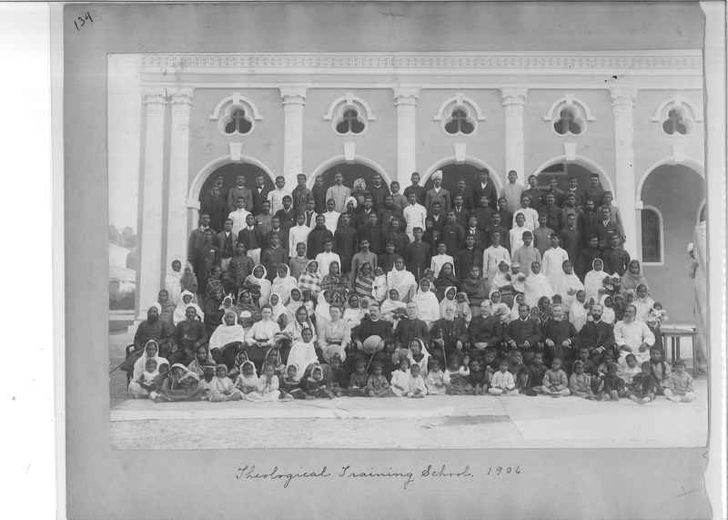 Mission Photograph Album - India - O.P. #01 Page 0134