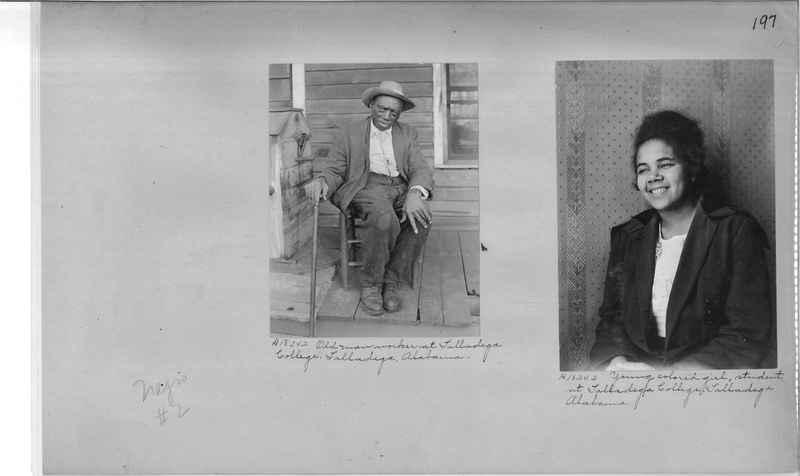 Mission Photograph Album - Negro #2 page 0197