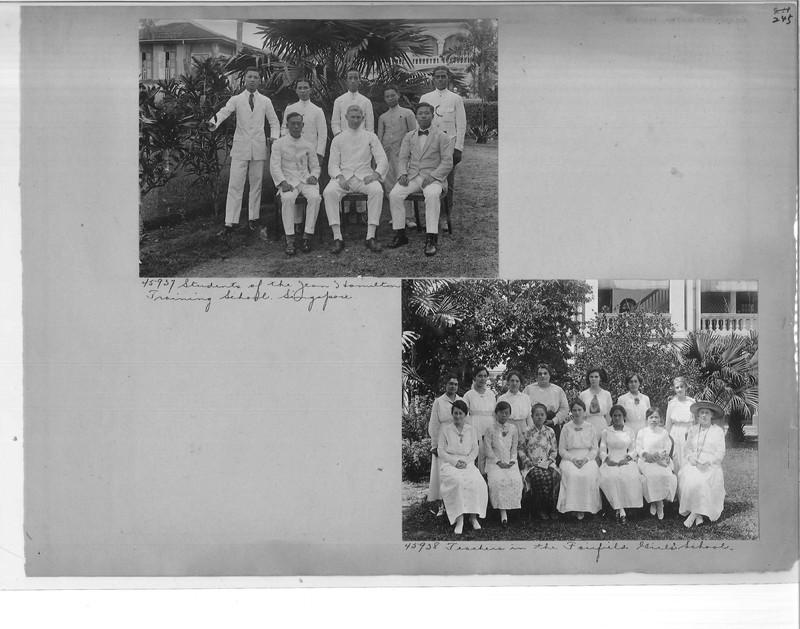 Mission Photograph Album - Malaysia #2 page 0245