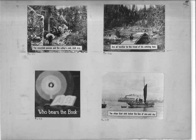 Mission Photograph Album - Miscellaneous #02 Page 0099