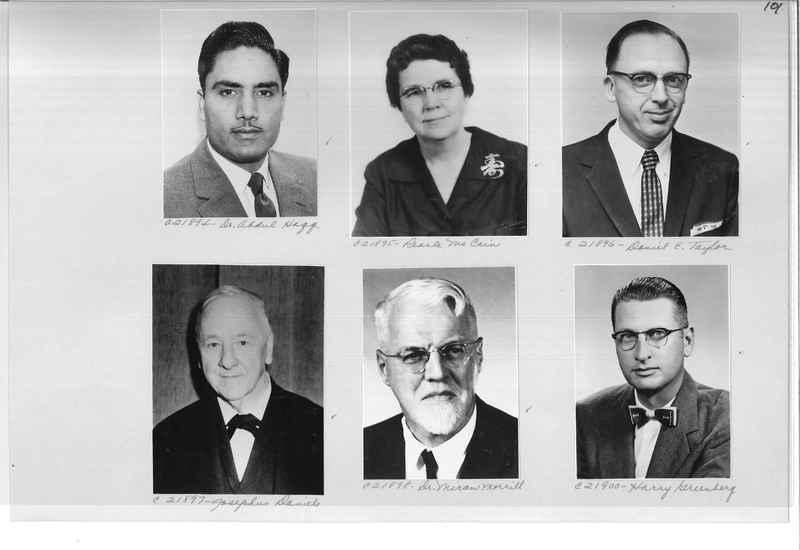 Mission Photograph Album - Portraits #10 Page 0101