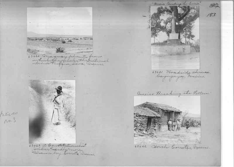 Mission Photograph Album - Mexico #03 Page_0183