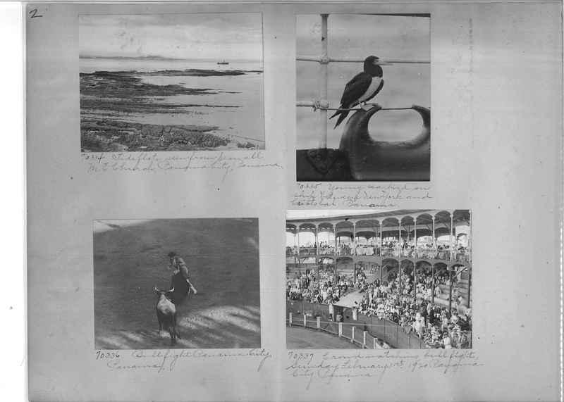 Mission Photograph Album - Panama #03 page 0002